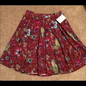 Lularoe Large Madison Skirt NWT